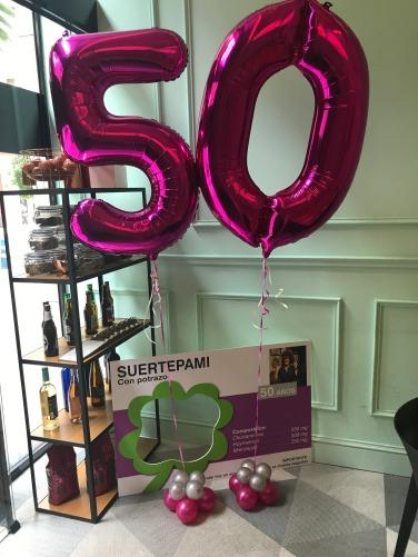 50 cumpleaños